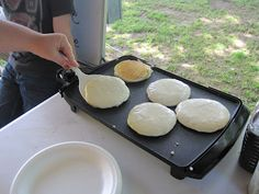"""Pp is for Pancakes; use for science lesson on """"Chemical Change"""" and to Go With Book, Pancakes! Pancakes! by Eric Carle"""