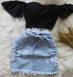 Girls Fashion Clothes, Teen Fashion Outfits, Swag Outfits, Retro Outfits, Stylish Outfits, Mode Kpop, Cute Lazy Outfits, Aesthetic Clothes, Fashion Designers