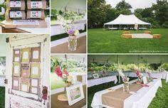 Windsor Ontario Wedding Photographers | Manifesto Photography | John R. Park Homestead | Tent | DIY
