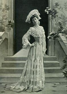Dress, 1902.