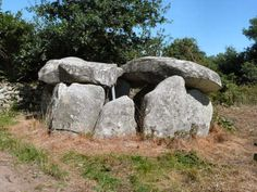 Dolmen Kermané à Saint Philibert (56) -