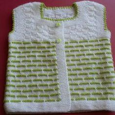 Kare Yakalı Kesme Şeker Örneğinde 2 Renkli Çocuk Yeleği Yapımı. 5 .6 yaş Baby Knitting Patterns, Frocks, Diy And Crafts, Vest, Crochet, Sweaters, Women, Youtube, Fashion