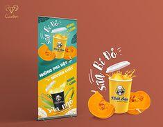 Menu Design, Food Design, App Design, Branding Design, Fruit Salsa, Fruit Juice, Edible Arrangements Mothers Day, Standing Banner Design, Standee Design