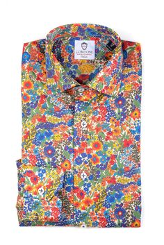 Madrid cotton shirt limited edition