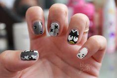 Badtz Maru nails