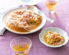 伝説の家政婦・志麻さんが伝授。残り物でごちそうオムレツ Thai Red Curry, Ethnic Recipes, Food, Hoods, Meals