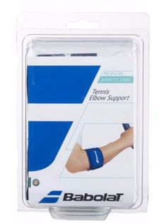 Babolat Tennis Elbow Support Blue