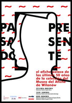 #Passed #present #minimalposter #lineposter #polishposter #poster