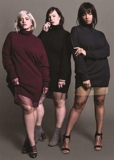 The Curvy Fashionista | Universal Standard New Plus Size Essentials Collection | The Curvy Fashionista