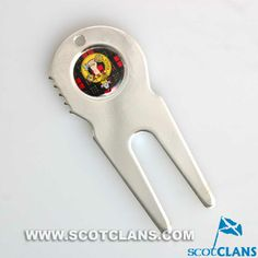 Brodie Clan Crest Pitch Repairer