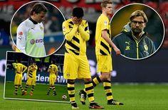 Maxaa Ka Qaldan Sanadkan !! – Borussia Dortmund Oo Guuldaraddii 8 aad Ku Dhacday