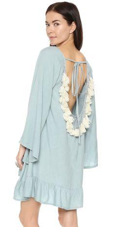 SUNDRESS Indiana Basic Short Beach Dress | SHOPBOP