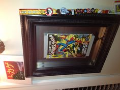 This is the 1st ComicLock unit produced and mounted with pride with the signed Spider-Man by Stan Lee! www.comiclock.com