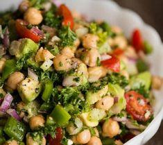 Ramadan Recipes, Couscous, Potato Salad, Salad Recipes, Vegan, Food And Drink, Veggies, Healthy Eating, Menu