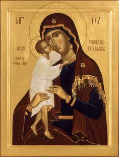 Икона Богоматерь Взыскание Погибших