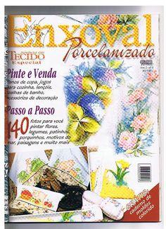 PINTURA EM TECIDO PORCELANIZADA Nº 5 ANO 2 - DinaCosta - Picasa Web Albums...FREE MAGAZINE!