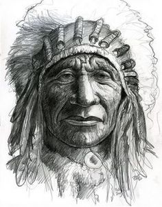 Native American close-up | Flickr