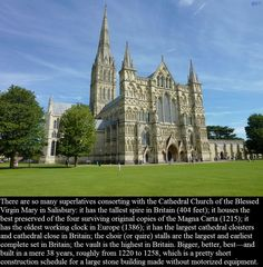 Anglican cathedral in Salisbury, England was consecrated on 29 September 1258 .