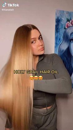 Diy Hair Care, Curly Hair Care, Natural Hair Care, Hair Tips Video, Long Hair Tips, Hair Growing Tips, Grow Hair, Diy Hair Treatment, Overnight Hairstyles