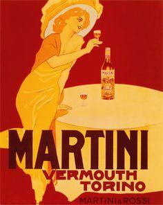 Martini advertisement