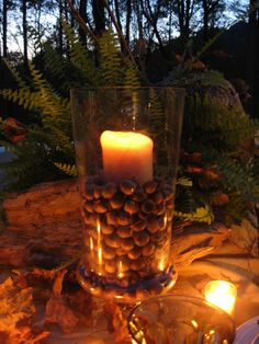 great idea for a candle
