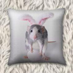 """Wielkanocna Poszewka""""RATTIE"""" - Seepoint - Dekoracje wielkanocne"""