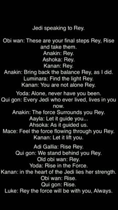 Oh god so many spoilers seriously don't read until you've seen Rise of Skywalker. Oh god so many spoilers seriously don't read until you've seen Rise of Skywalker. Star Wars Trivia, Star Wars Facts, Star Wars Humor, Star Wars Quotes Yoda, Star Wars Poster, Star Citizen, Sith, Chewbacca, Star Wars Dark Side