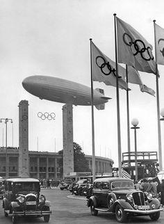 Paul Wolff Jeux Olympiques de Berlin 1936