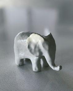 Elephant! Instagram: @betsycroftpottery