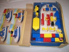 Rare Vintage 1984 Duplo Lego 2649