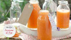 Smoothie de apio, piña y zanahoria