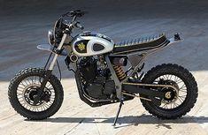 '98 Suzuki DR650 - Yellowood