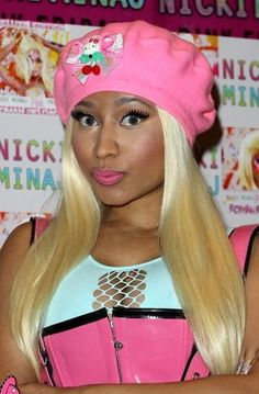Nicki Minaj in London