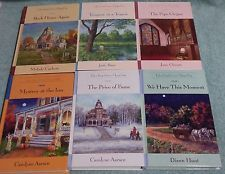 """Lot of 6 Guideposts Hardcover Books """"Tales From Grace Chapel Inn """" Series"""
