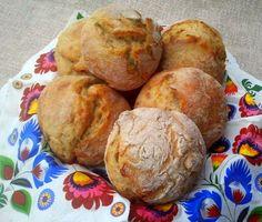 Domowa Cukierenka - Domowa Kuchnia: żytnie bułeczki z zaparzanej mąki