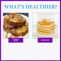 Which is Healthier? 10 Food Comparisons