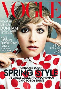 The @Vogue Magazine cover we've all been waiting for is finally here: http://asos.to/1eJLwfe #LenaDunham #Girls