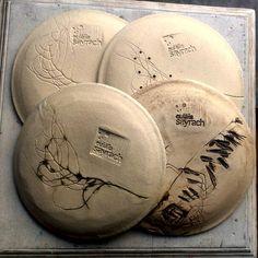 4 back sides plates