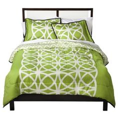 Target Mobile Site - Room 365™ Interlocked Circles Comforter