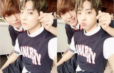 Yoonsung and Kangmin