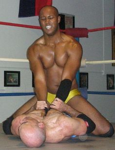 pro muscle wrestlers fighting GLOBALFIGHT PROFILES