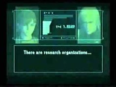 When fantasy becomes reality (NSA) 2001. #MetalGearSolid #mgs #MGSV #MetalGear #Konami #cosplay #PS4 #game #MGSVTPP