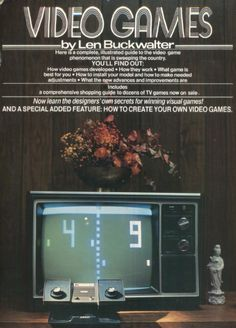 """The Golden Age Arcade Historian: A """"Literary"""" History of the Golden Age of Video Games - Golden Age Video Game Books Part 1 #pong"""