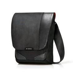 Everki Venue Premium iPad/Kindle/Tablet RFID Mini Messenger | EKS622 | Laptop Messenger Bags | EVERKI Laptop Bags
