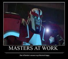 MASTERS AT WORK by MisfitsChibis.deviantart.com on @deviantART