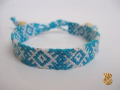 lots of cool friendship bracelet patterns