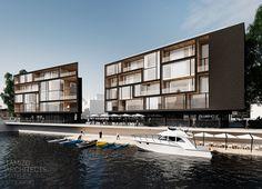 Wyspa Pomorska, Wrocław | Tamizo Architects