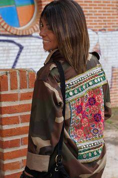 www.alicerisesup.com ethnic army jacket