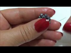 YouTube Bead Earrings, Jewerly, Diy And Crafts, Jewelry Making, Creative, Pattern, How To Make, Beading, Youtube Youtube