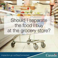 Grocery shopping with the kids? Remember food safety starts at the store: http://owl.li/Erxa309FAp1